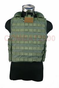 COMBAT2000 可拆卸组合式防弹背心 陆战队款本体 中码,Cordura