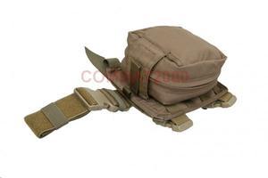 COMBAT2000 Molle IFAK 医疗用品包,Cordura